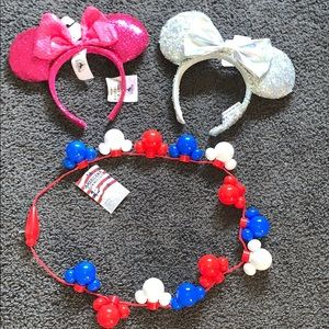 Disney Bundle  2 Ears and Mickey Americana